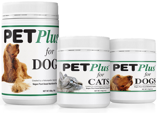 PEt Plus Nutritional Supllment for Dogs and Cats